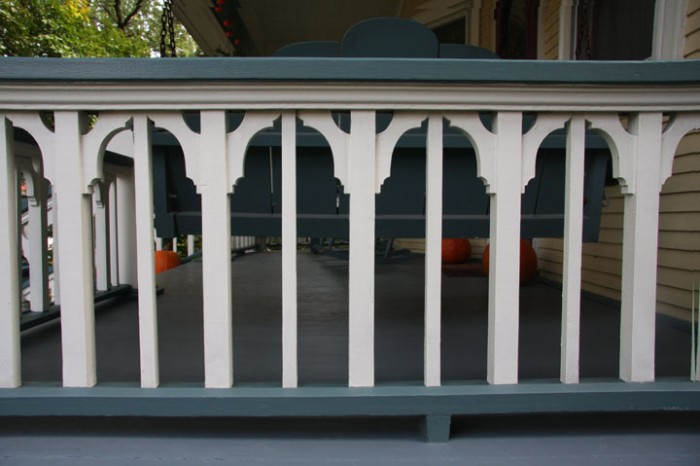 Front Porch Up-Date And Restoration « EDGEWATER WOODWORK