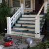 Front Porch Up-Date and Restoration