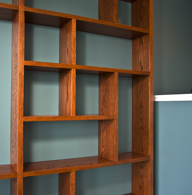 Post Modern Bookcase